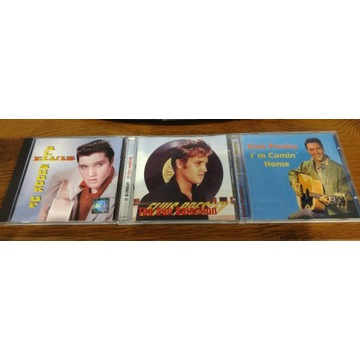 Elvis Presley 3xCD