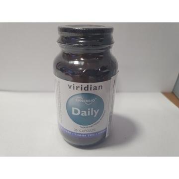 VIRIDIAN, Daily Synbiotic, 30 kapsułek
