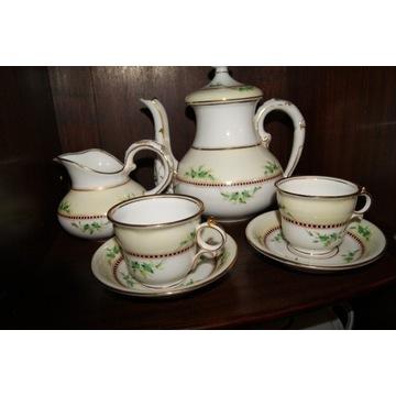 Piekny zestaw porcelany KPM