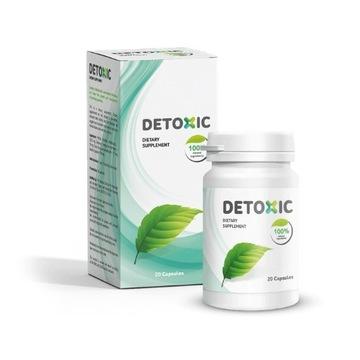 Detoxic 20 kapsułek
