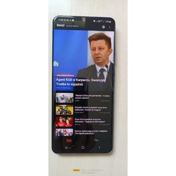 Samsung Galaxy S20 Ultra 5G Szary