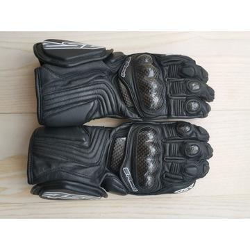 Rękawice motocyklowe 4SR SR 001 r. M