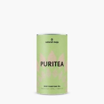 Natural Mojo PuriTea herbatka owocowa superfoods