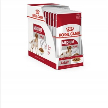 Royal Canin Medium Adult 12 x 140g
