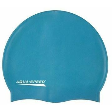 Czepek pływacki silikonowy Quaspeed