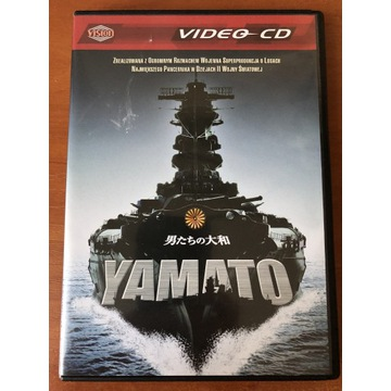 Yamato wojenny polski lektor i napisy VCD