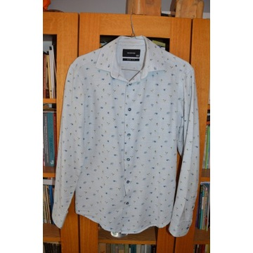 koszula męska Reserved rozmiar 39 slim fit