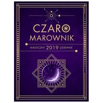 Czaromarownik magiczny dziennik 2019 notes nowy !