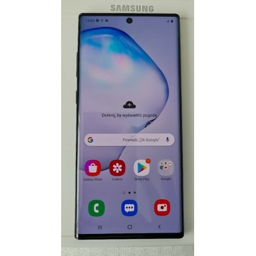 Samsung galaxy note 10 plus + cover