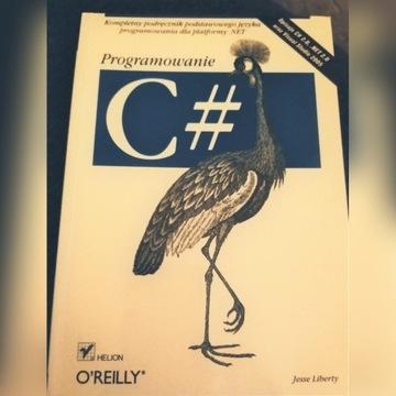 Programowanie C# - Jesse Liberty