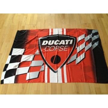 Flaga Ducati