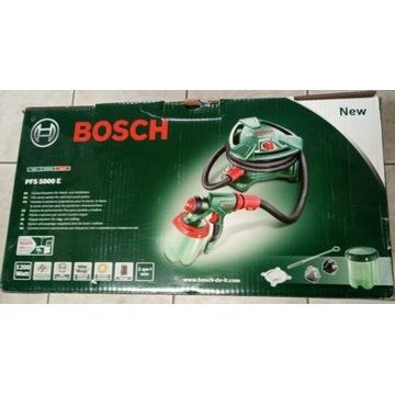 Agregat malarski Bosch PFS 5000 E prawie nowy