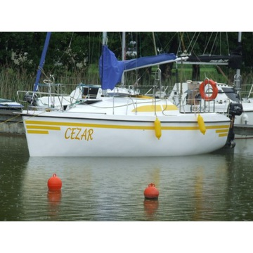 Czarter jachtu Sasanka 660 na WJM