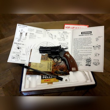 "Rewolwer legenda Colt Python .357 2,5"""