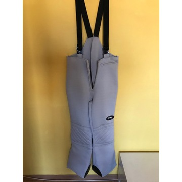 ALIPNUS-spodnie narciarskie pianki-old scool