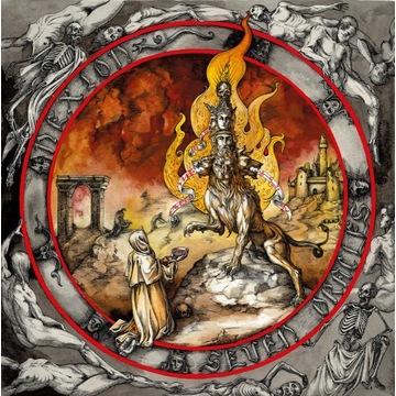 Nexion-Seven Oracles.Nowa.Black Metal Z Islandii.