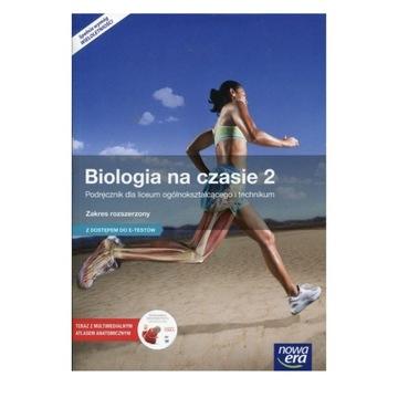 Biologia na czasie 2 zakres rozszerzony