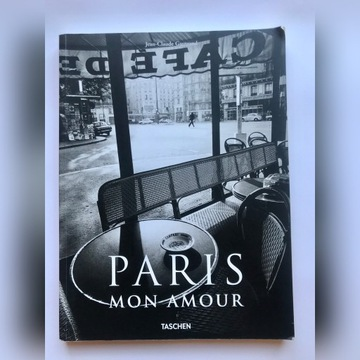 Książka - Paris - Mon Amour / wydawnictwo Taschen