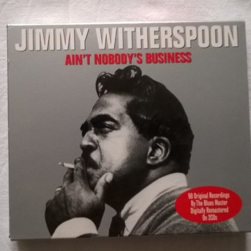 Jimmy Witherspoon Ain`t Nobody`s Business 2CD