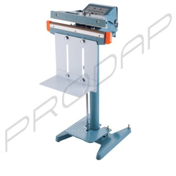 Maszyna do pakowania 40cm 400mm worków ZGRZEW 8mm