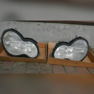 lampy oryginał do mercedesa c klasa w203