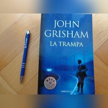 JOHN GRISHAM - La Trampa - po hiszpańsku stan BDB