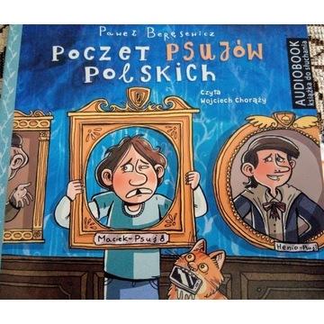 P. Beręsewicz: Poczet Psujów Polskich (audiobook)