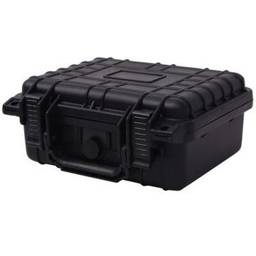 Walizka ochronna ABS 27 x 24,6 12,4 cm