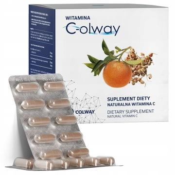 C-olway witamina C ekstrat z gorzkiej pomarańczy