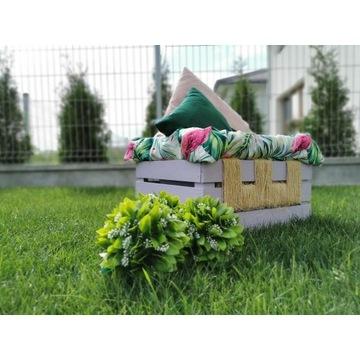 skrzynki ogrodowe