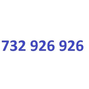 732 926 926 starter play ładny złoty numer