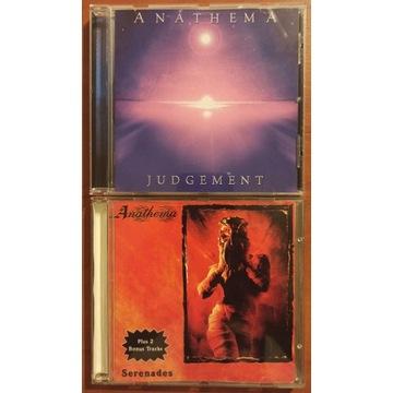 Anathema - Judgement, Serenades