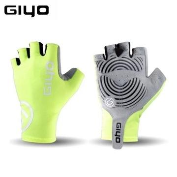 GIYO Rękawiczki rowerowe rękawice rower L