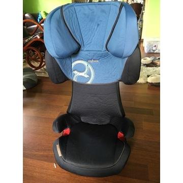 Krzesełko Cybex (ISOFIX, jak nowe) 15-36kg