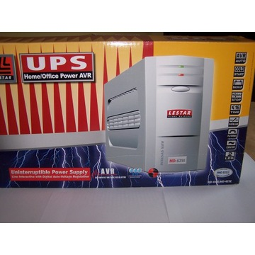 Zasilacz awaryjny UPS Lestar MD-625E