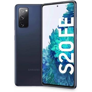 Samsung galaxy s20 fe NOWY niebieski