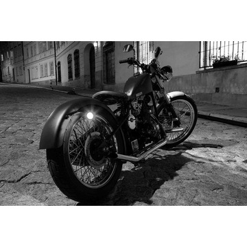 Motocykl Heist Chopper 125 250