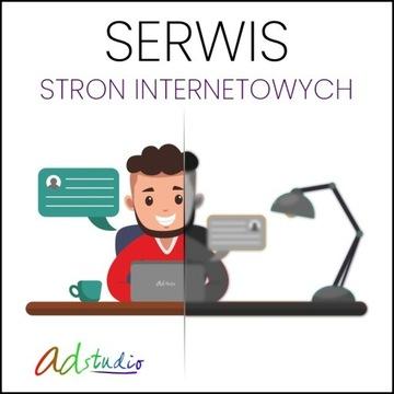 Serwisowanie stron internetowych