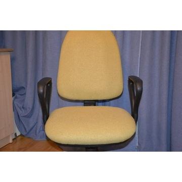 Fotel krzesło obrotowe do biurka po renowacji