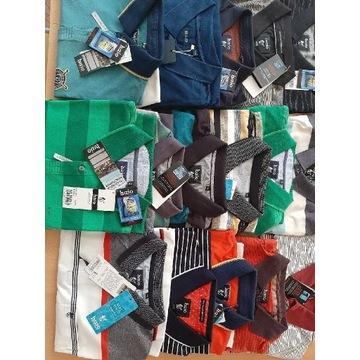 pakiet fabrycznie nowej odzieży  renomowanych firm
