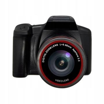 Kamera Aparat Cyfrowy seria: mała lustrzanka