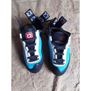Buty wspinaczkowe Rock Pillars - nowe - r. EUR 43