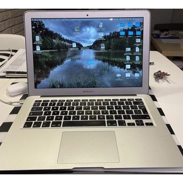 Apple MacBook Air, 640 cykle, komplet