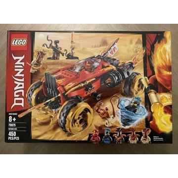 LEGO NINJAGO 70675 KATANA 4X4 DOWÓZ GRATIS