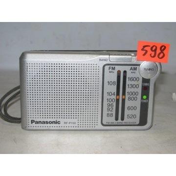 RADYJKO PANASONIC RF-P150 -598