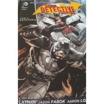 Batman Detective comics tom 5 gothopia