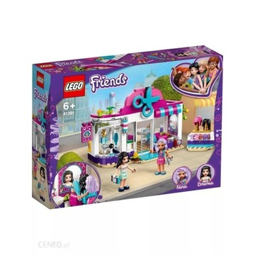 LEGO Friends 41491 nowe zakład fryzjerski Hit