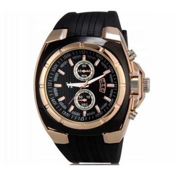 Analogowy zegarek męski