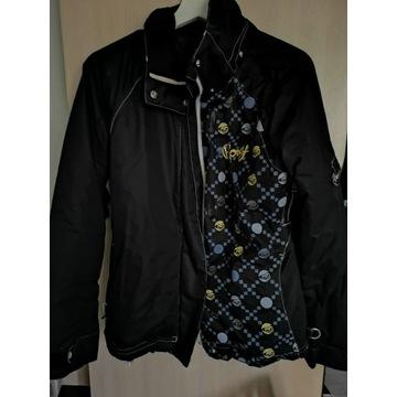 Roxy czarna kurtka narciarska membrana 5000