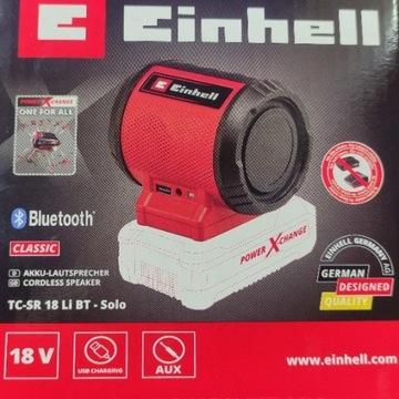 Głośnik Bluetooth Einhell TC-SR 18 Li Solo